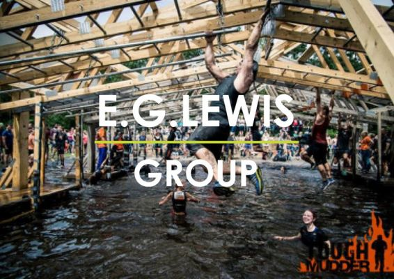 E.G. LEWIS' GARY DOYLE TO COMPETE IN TOUGH MUDDER - SOUTH WEST 2018